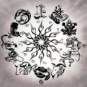 Horoscope Symbols Tattoos